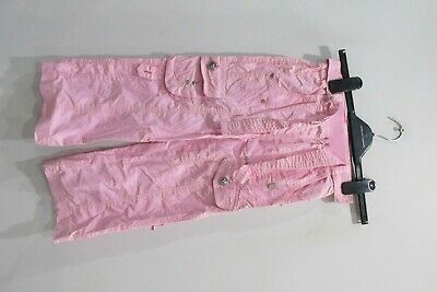Girls Pink Sweet Millie Trousers Size 4 Years Good Condition