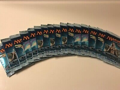1x Coldsnap Booster Pack, Sealed Box Fresh MTG English Ice Age Blk (have 16 pks)