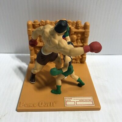 Rare Vtg 1988 Nintendo NES Punch Out High Score Gamer Trophy Mac Super Macho Man