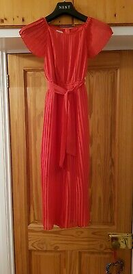 Girls cullottes jumpsuit Monsoon 7 Years