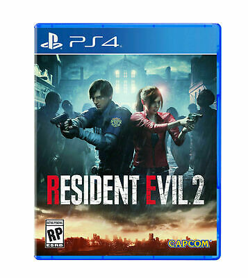 Resident Evil 2 - PlayStation 4  ***FREE SHIPPING***