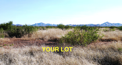 Land for Sale | Arizona .23 Acre | Power Close & Mountain Views! CASH SALE