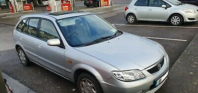 2001 Mazda 323F Automatic Tax 12/2019 NCT 10/2020 Low Miles