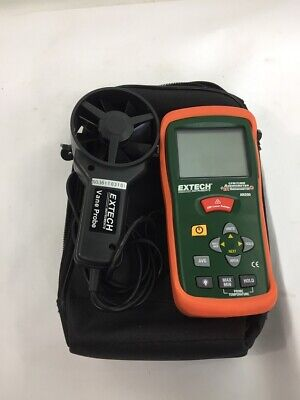 EXTECH INSTRUMENTS AN200 MINI THERMOANEMOMETER (re-css) (PBR025856)