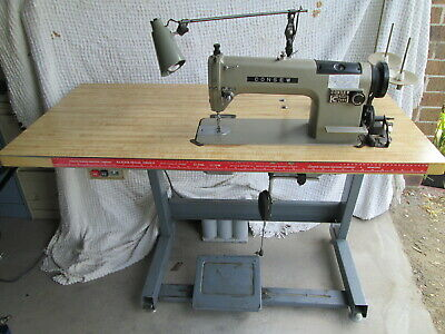 Industrial Consew 290 Sewing Machine, Japan.