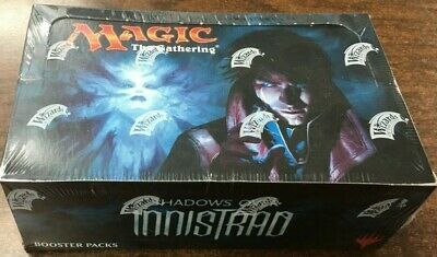 Magic The Gathering Shadows Over Innistrad Factory Sealed Booster Box English