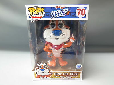 "Funko Pop! Limited Edition Shop Exclusive Ad Icons: 10"" Tony the Tiger #70 NIB"