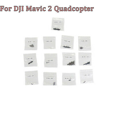 Professional RC Aircraft Screw Kit Accessories for DJI Mavic 2 Quadcopter BUS