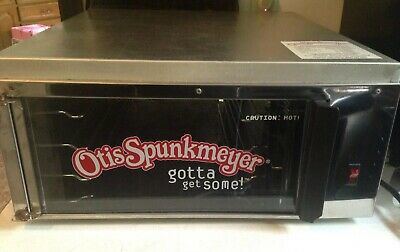 Otis Spunkmeyer OS-1 Cookie Baking Commercial Convection Oven food truck