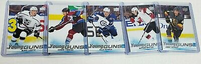 2019-20 Upper Deck Series 1 Young Guns Rookie You Pick U Complete Your Ur Set