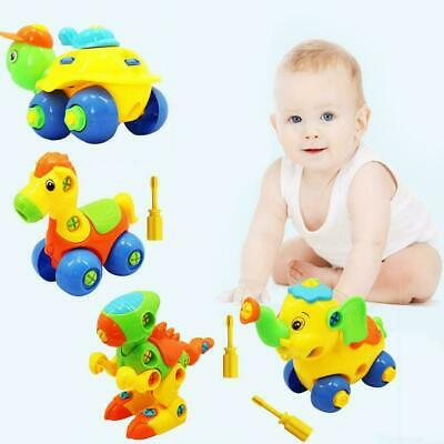 children's educational disassembly Fun toys Screw removable building nut bl A0O1