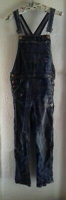 H&M Kids Dungarees blue Denim 6-7 Years 122cm used