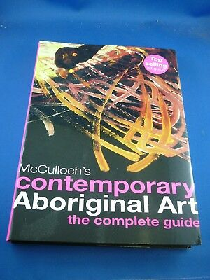 CONTEMPORARY ABORIGINAL ART  by Susan & Emily McCulloch ( Brand New  )