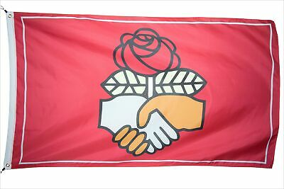 Democratic Socialists of America Flag Banner 3x5Feet