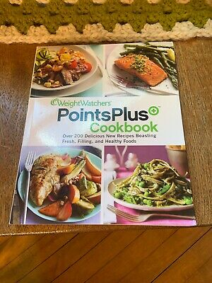 Weight Watchers Program POINTS PLUS  COOKBOOK plan food guide healthy recipes