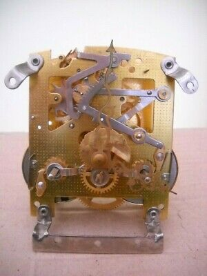Smiths Enfield Mantel Clock Movement In G.w.o.