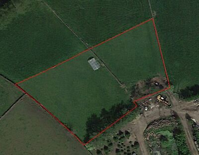 0.9 Acres Of Pasture/Garden Land For Sale In Totties Nr Holmfirth