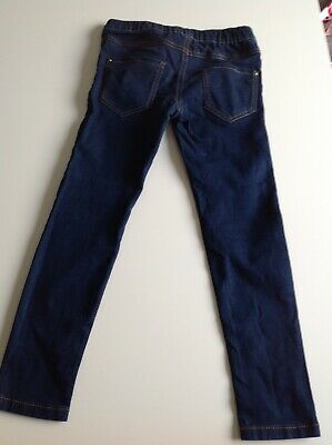 Next Girls Skinny Jeans Jeggings Age 7