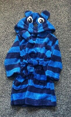 12-18 Month Boys Dressing Gown
