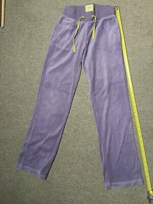 Girls Boden lilac lounge pants casual bottoms age 12 good condition