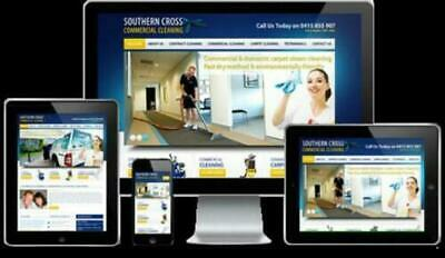 Professional Responsive Webdesign   Get Free Domain And Hosting