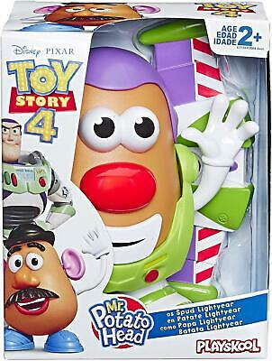 Potato Head Mr Disney/Pixar Toy Story 4 Spud Lightyear Figure Toy for Kids Gifts