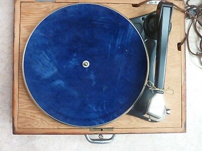 Dual 250/80 Wonderfull Tourne-Disque Turntable Plattenspieler About 1942