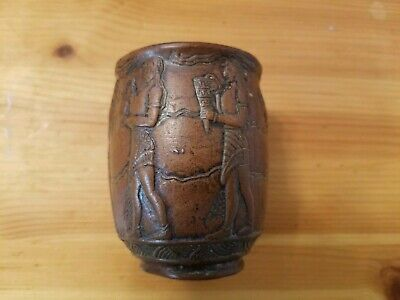 Antique egyptian Hand Made Cup