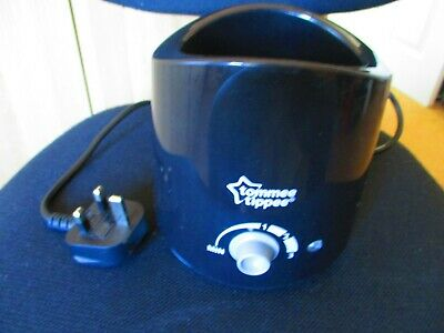 Tommee Tippee Electric Bottle and Food Warmer Black. New Other.