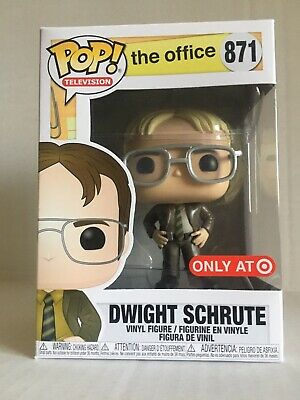 Funko Pop The Office: Dwight Schrute Target Exclusive
