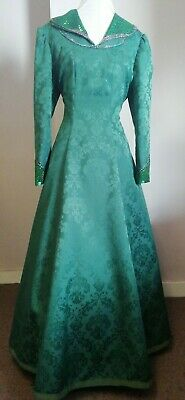"""Medieval style Dress 38"""" bust"""