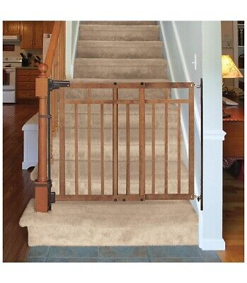Summer Banister and Stair Gate With Dual Installation Kit (NIB)