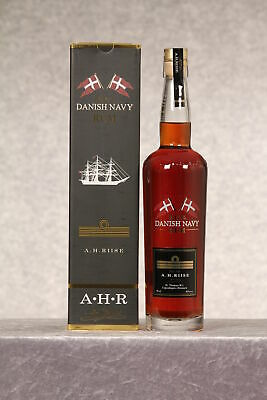 A.H. Riise Royal Danish Navy Rum 40% 0,7 ltr. (68,50 EUR/l)