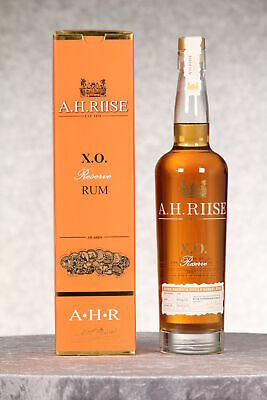 A.H. Riise X.O. Reserve Rum 0,7 ltr. (71,07 EUR/l)