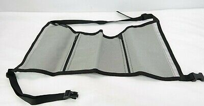 Silver Dog Vest Harness Petflect Large T3