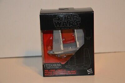 Star Wars Imperial Cargo Shuttle The Black Series Titanium 31 NEW HASBRO SW-0608