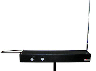 BURNS B3 DELUXE THEREMIN - Longer Case - Newest Model - Loop and Rod Antennas