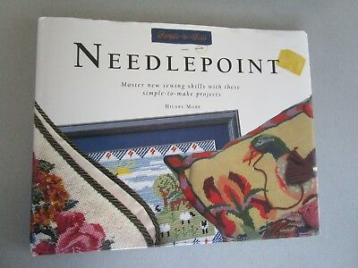 Simple To Sew Needlepoint Learn New Sewing Skills By Hilary More