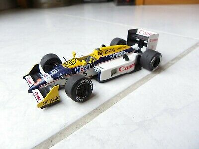 WILLIAMS-HONDA FW11B F1 World Champion 1987 Nelson Piquet