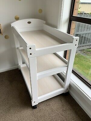 Boori Country Baby Change Table White