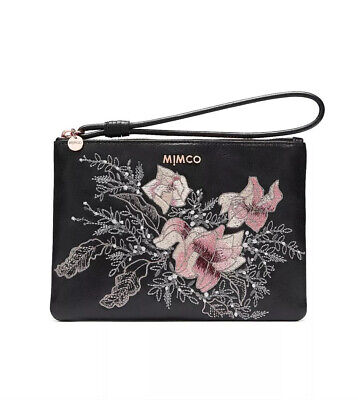 Mimco Endure Medium Pouch Bnwt