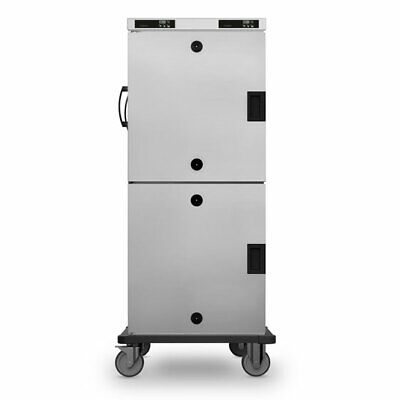 Moduline Dual Cavity Mobile Heated Cabinet
