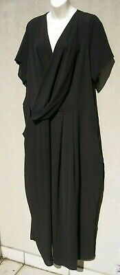 City Chic black Asplice jumpsuit New with tags size XL RRP$129.95