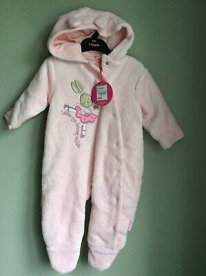 CHRISTMAS BABY DEBENHAMS PRAMSUIT ALL IN ONE OUTFIT BNWT SLEEP SUIT 3-6 NEXT Top