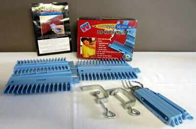 Vintage Knitting Mate Hand-Knitting Machine Knit 5 times faster excellent cond.