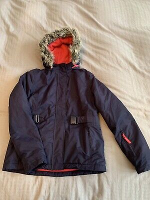 Mini Boden Girls Ski Jacket Age 11-12