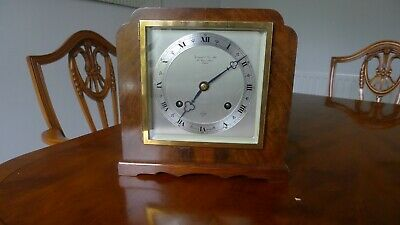 ELLIOTT  CHIMING  MANTEL/BRACKET  CLOCK BY GARRARD &Co
