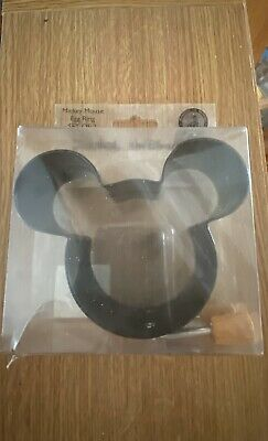 2xMickey Mouse Egg Rings BNIP