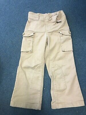Girls Baby Gap Cargo Trousers Age 3 Years