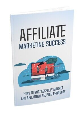 Affiliate Gold Master Resell Rights PDF-eBook Free Delivery Make Money